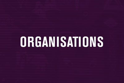 Organisations Menu Link